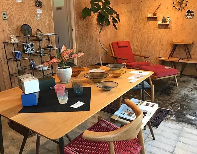 Lifestyle shop in Okayama
